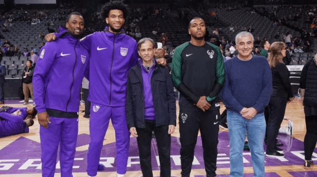 The Sacramento Kings and Milwaukee Bucks will participate in basketball games at prisons with help from the Represent Justice Campaign.