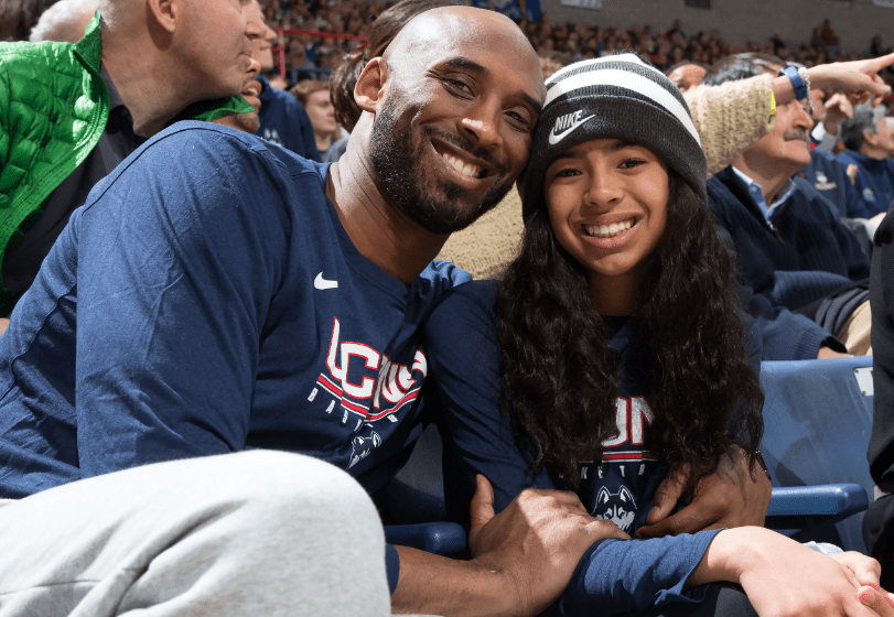 Kobe and Gianna Bryant always had a place in their hearts for UConn women's basketball. The program, and the rest of the sport, mourn their deaths.