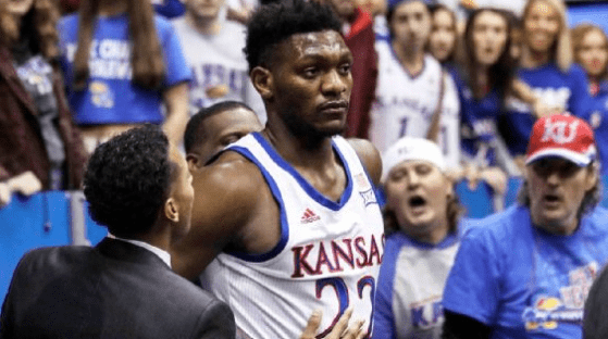 Kansas and Kansas State had a brawl this week that swept sports headlines across the country. How does the sport move on from this?