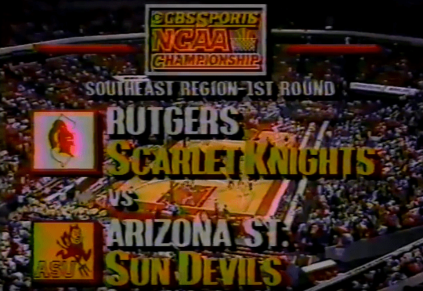 When was the last time Rutgers made the NCAA Tournament? It has been since 1991 - 29 years - since the Scarlet Knights went dancing.