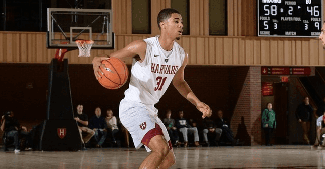 Harvard forward Seth Towns has entered the transfer portal as a graduate transfer with two seasons of eligibility starting next year.
