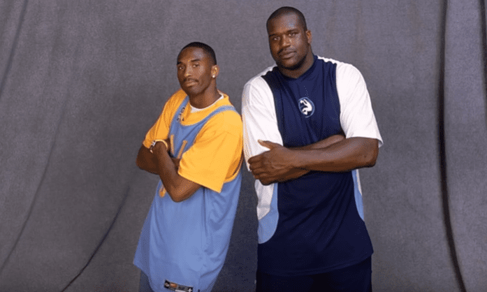 "In 1998, Kobe was featured on the song ""3 Xs Dope"" on Shaq's album, ""Respect."" It was the start of his attempted rap career."