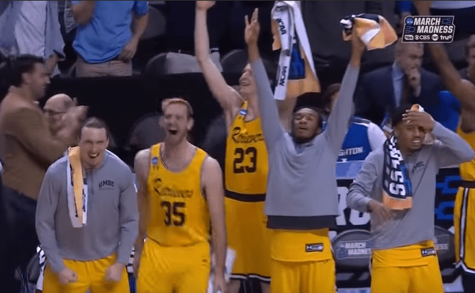 In 2018, UMBC upset Virginia, 74-54, the first time a No. 16 seed beat a No. 1 seed in the men's March Madness, a major moment in this Decade of Basketball.