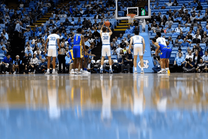 UNC basketball lost again, this time to Pittsburgh at home, to fall to 8-7 for the year. At this point, can the team get anything from this season?
