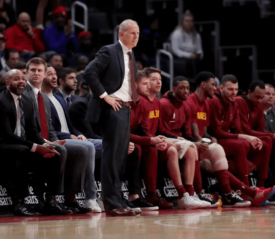 Former Michigan head coach John Beilein might step down as Cleveland Cavaliers head coach only half of a season into his five-year contract.