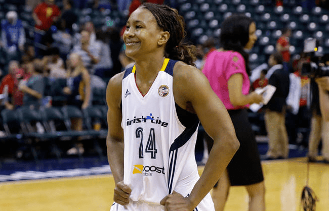 Tamika Catching was named to the Women's Basketball Hall of Fame, along with Lauren Jackson and Swin Cash as the Class of 2020.
