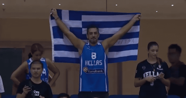 Greece vs New Zealand was the final game of Group F in the 2019 FIBA World Cup, and both teams needed the win to move on to the knockout stage.