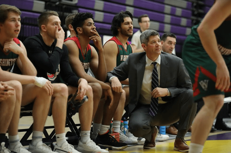 Pat Juckem reflected on how the season ended for WashU as they were in the middle of a Sweet 16 run before Coronavirus cancelled the tournament.