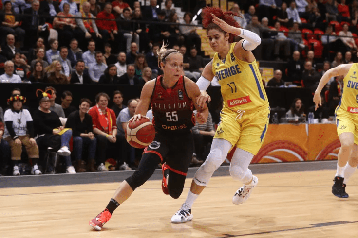 Belgium's starting point guard Julie Allemand signed with the Indiana Fever, which could affect if Emma Meesseman stays in the WNBA and with Washington.
