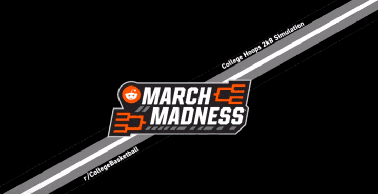 Reddit March Madness has attempted to fill the void left behind the Big Dance being cancelled. This is a look at the man behind the controller.