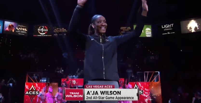 Watch the entire 2019 WNBA All Star Game, including the introductions, with this video to help remember how awesome the last WNBA season was!
