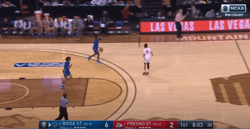 Boise State vs Fresno State was the 2020 Women's Mountain West Championship matchup, and it turned into a fantastic game to be remembered.