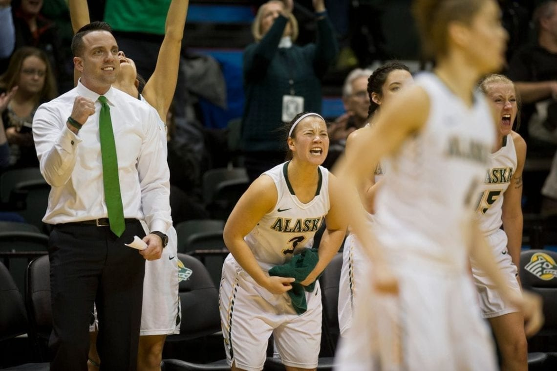 Lifelong Dream Leads Ryan McCarthy to Propel Alaska Anchorage Women