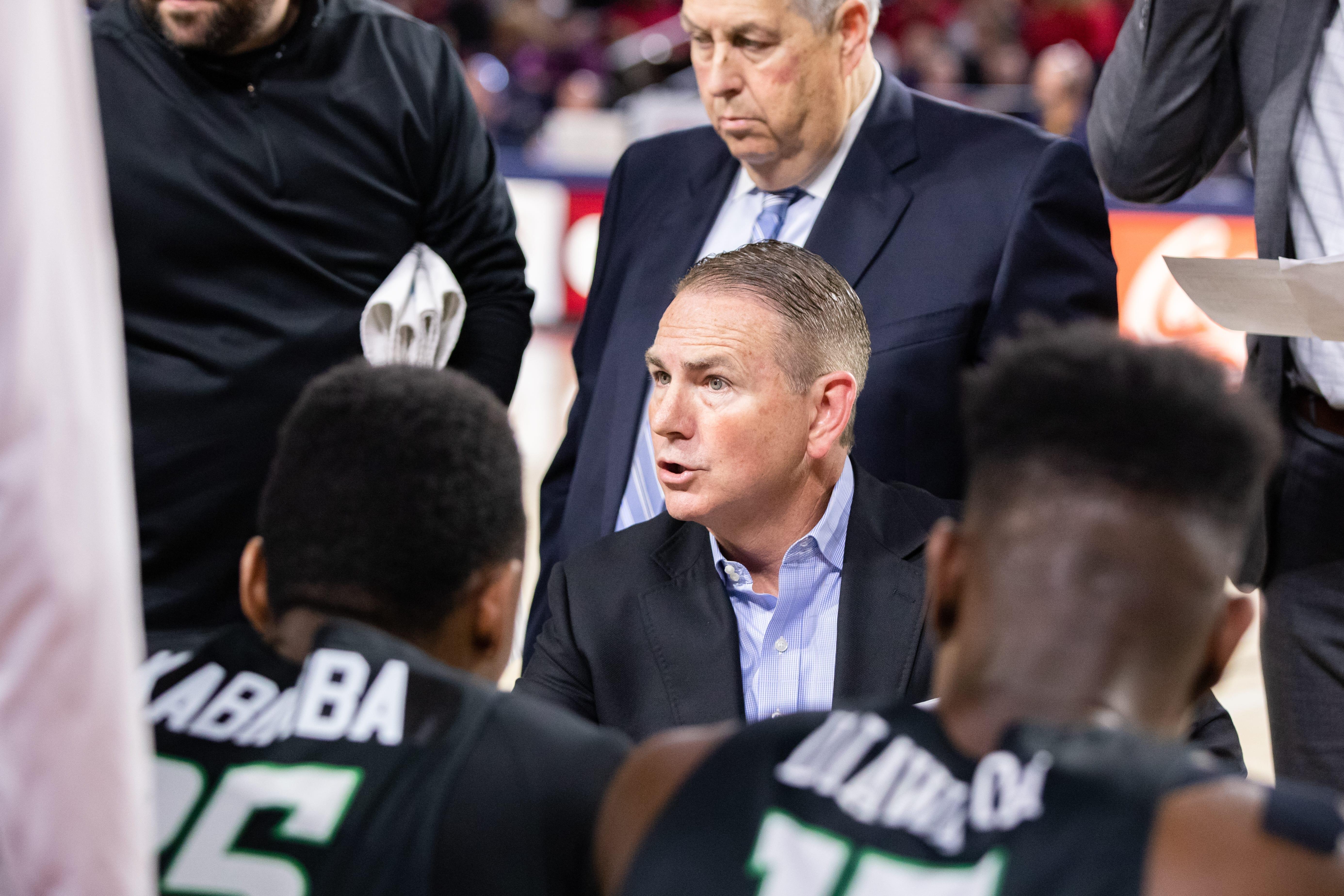 Donnie Jones Stetson Florida basketball coach