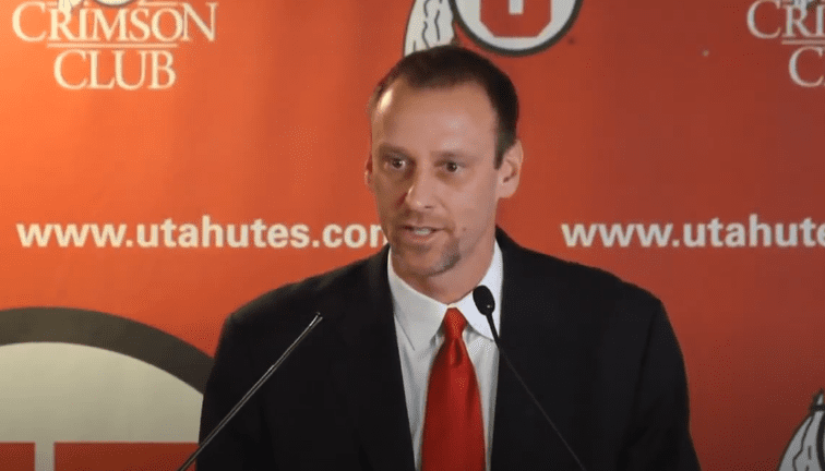 In 2011, Utah hired Larry Krystkowiak as its next men's basketball head coach, landing the coach after trying to sign him four years earlier.