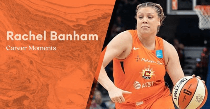 Rachel Banham is entering her fifth WNBA season. While in college, she set countless records and is one of the best NCAA players ever. This is her career.