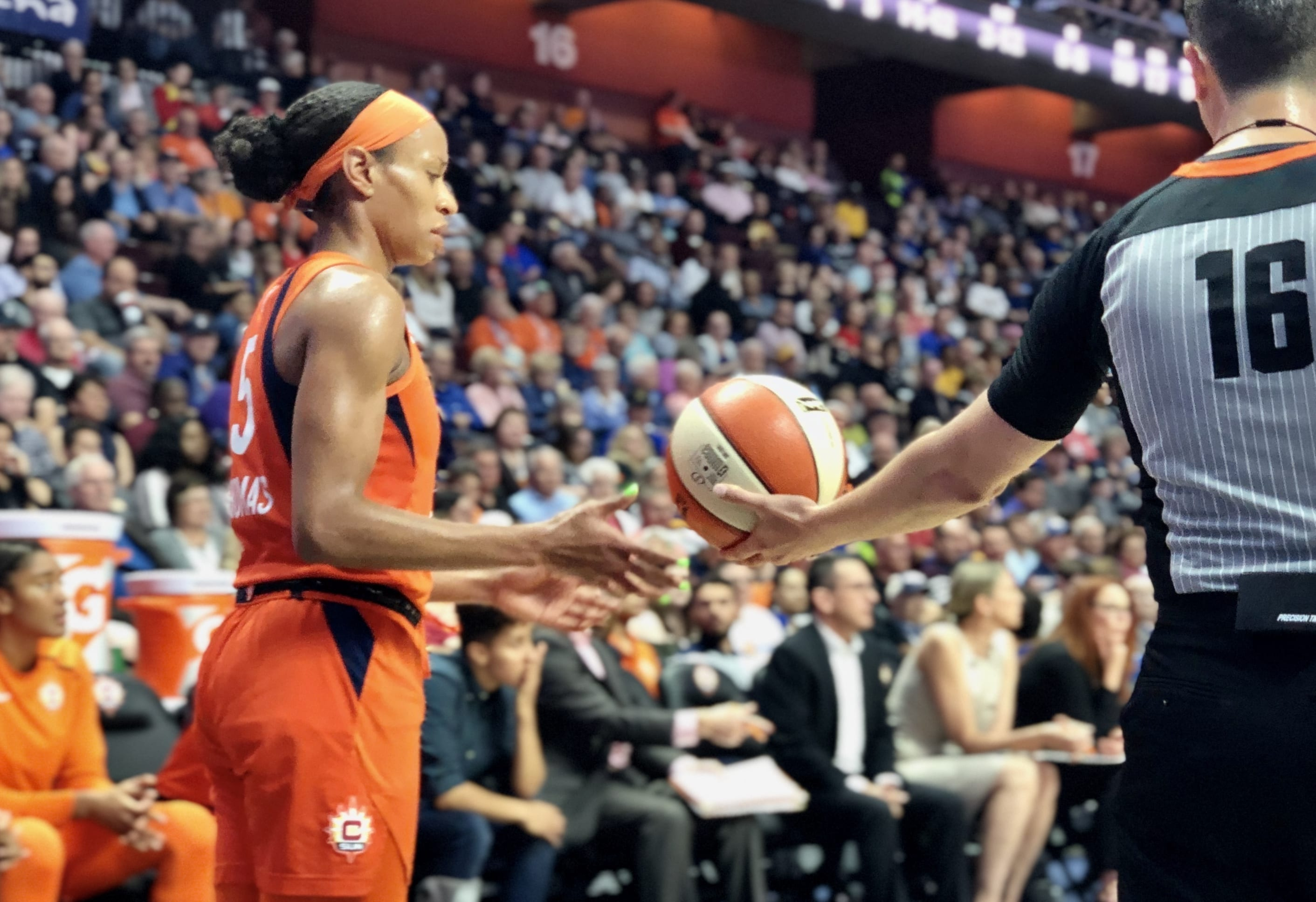 The sports landscape aligns perfectly for the WNBA to launch itself into major American sports conversations, and hopefully the league takes full advantage.