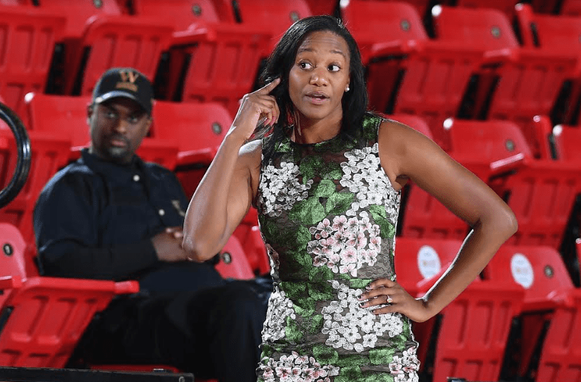 Alex Simmons Gardner-Webb women's basketball head coach Tennessee
