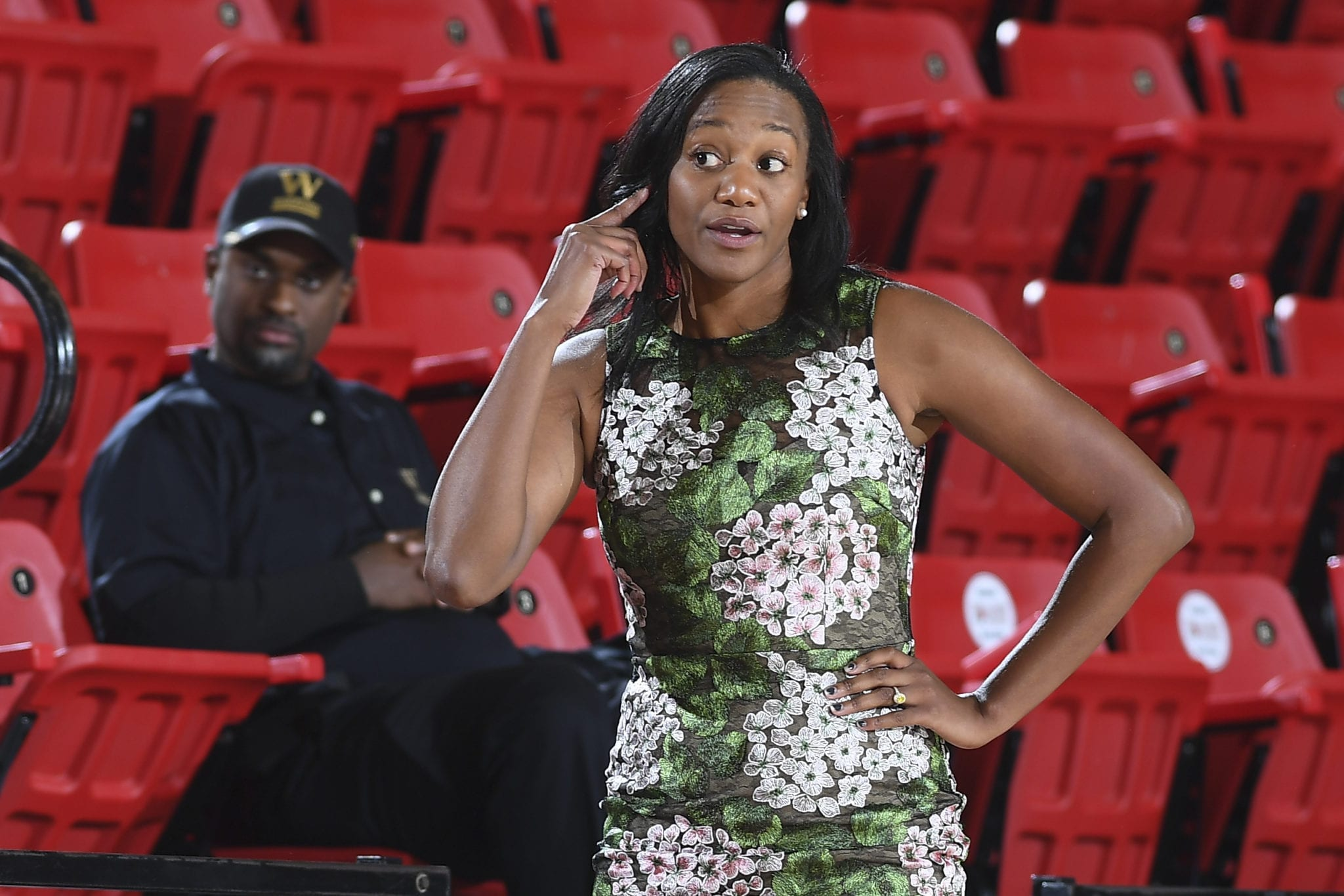 Nothing But Nylon has spent the last few weeks featuring Garnder-Webb women's basketball head coach Alex Simmons. This is the content, all in one place.