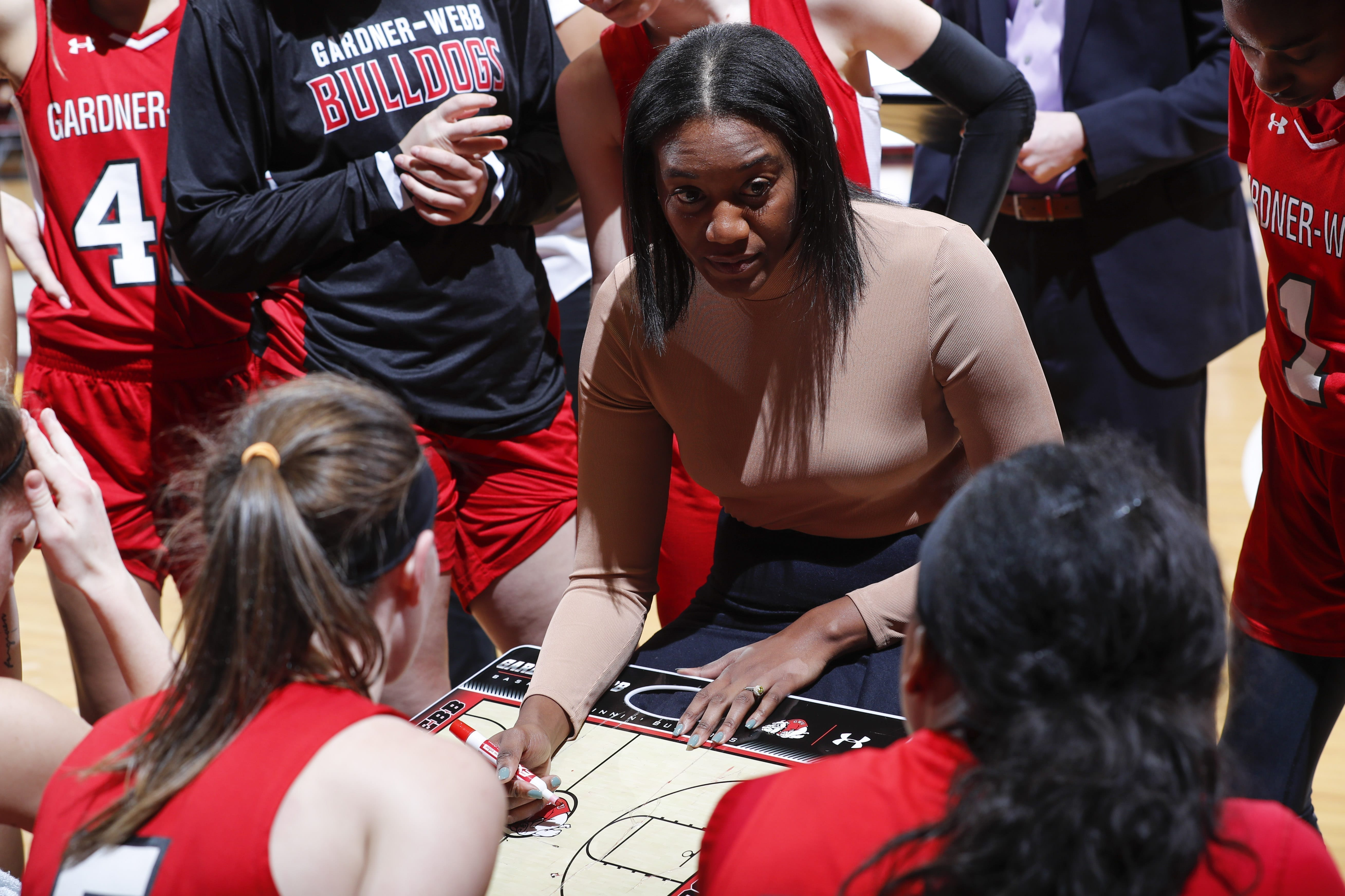 Gardner-Webb 2019-20 in Review With Coach Simmons