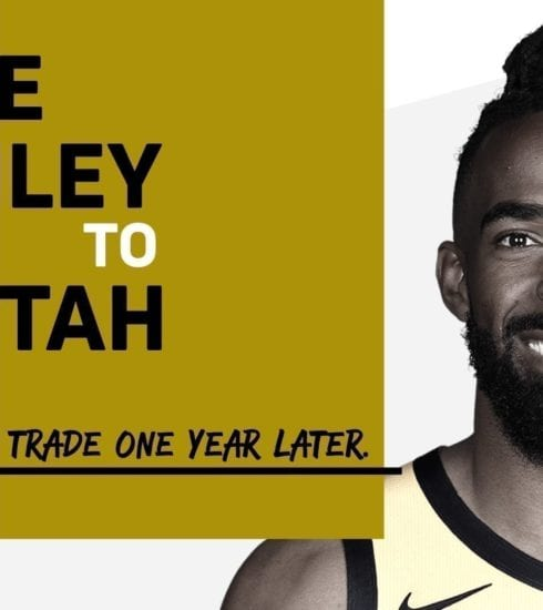 Mike Conley Trade to Utah, One Year Later