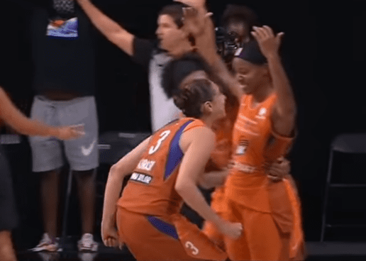 The second round of the WNBA Playoffs tip off with the Mercury and Lynx first, then Connecticut and LA battle in a rematch of last year's semifinals.