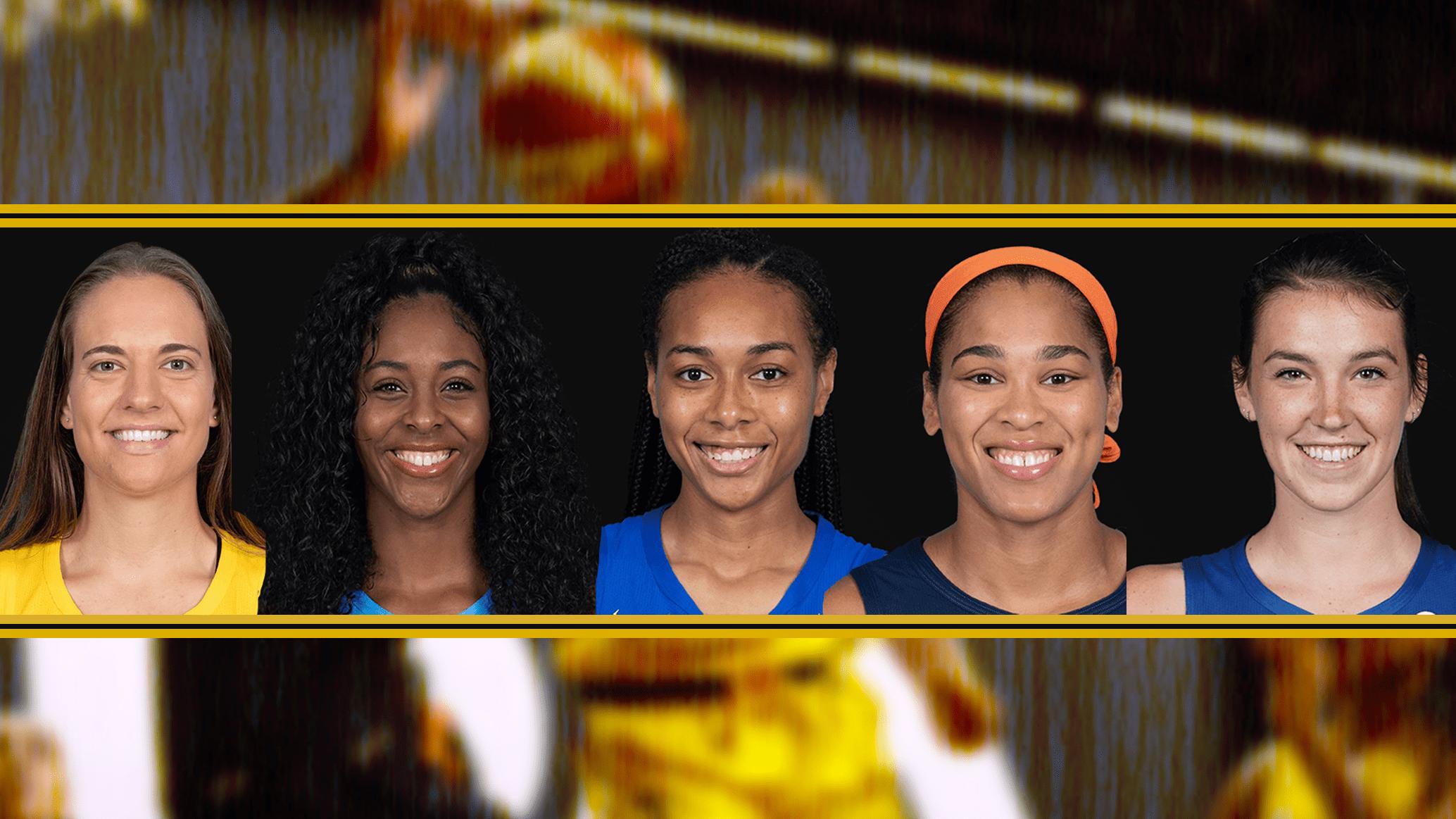 Cheyenne Parker, Sydney Wiese Lead WNBA's Most Underrated List