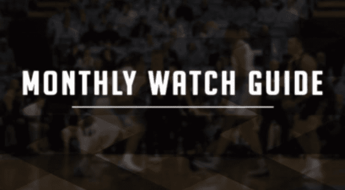 Welcome to the December basketball watch guide, giving you what you need to know about when, where and how to watch hoops this month as the sport returns.
