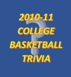How good is your memory? Take this 2010-11 college basketball season quiz to test your knowledge of the college hoops campaign from 10 years ago.