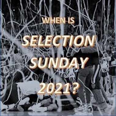 When is Selection Sunday 2021? It's set for Sunday, March 14, with the Indianapolis-centered NCAA Tournament to begin shortly after.