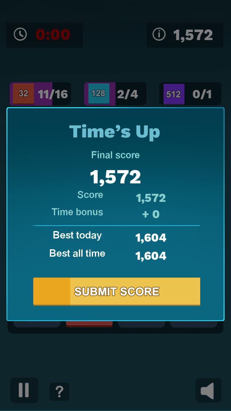 2048 Blitz