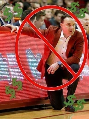 Archie Miller is out at Indiana after four seasons that ended with zero NCAA Tournament appearances, zero wins over Purdue, and a 67-58 overall record.