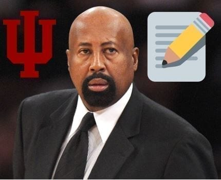 Indiana named Mike Woodson as its next head men's basketball coach, bringing the alum back to the program after he coached in the NBA for 25 years.