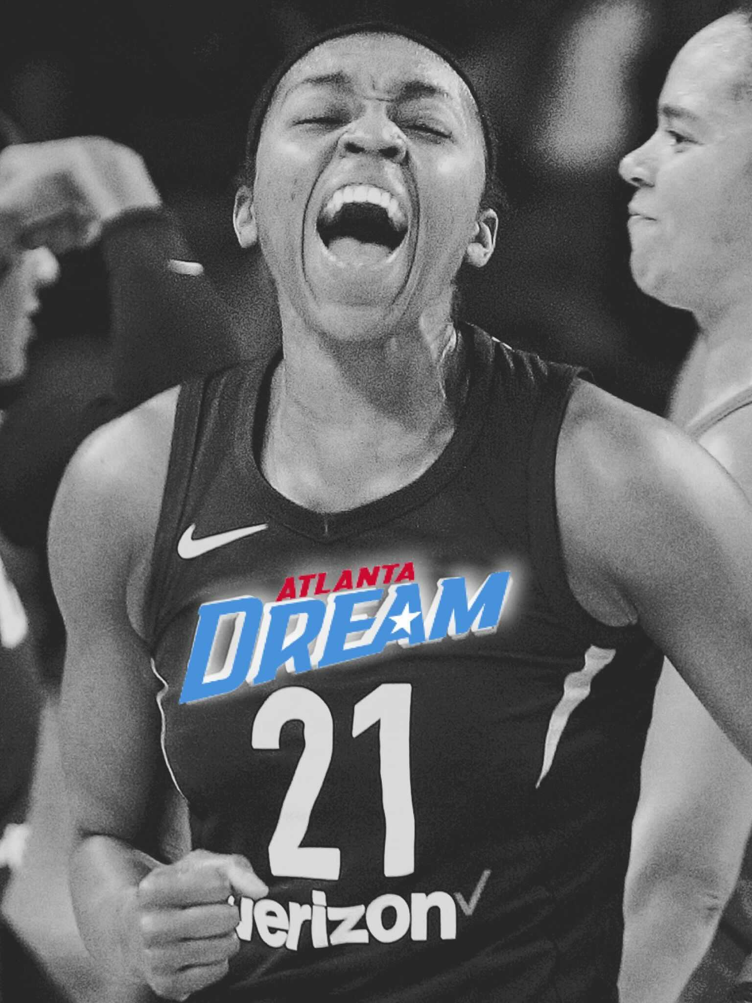 Renee Montgomery became the first former WNBA player to hold an ownership and executive role, buying a portion of the Atlanta Dream last week.