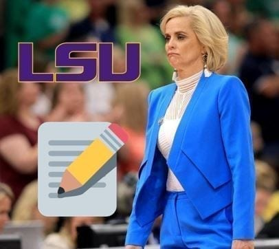Kim Mulkey accepted the LSU job after 21 seasons and three national championships at Baylor in one of the biggest college coaching changes ever.