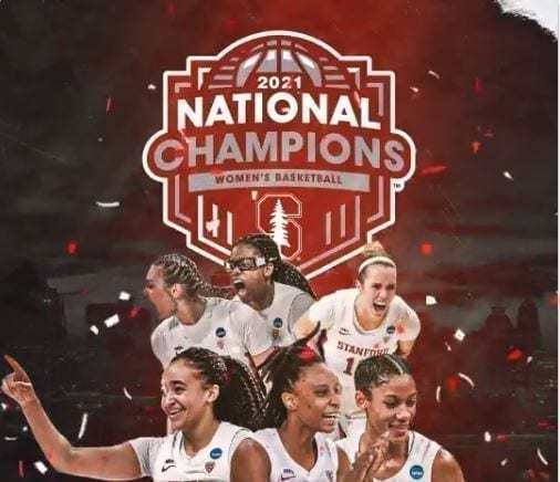 Stanford won its third national championship, escaping Arizona, 54-53. It's the team's first title since 1992 and the end of a wild season for the Cardinal.