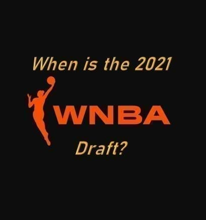 The 2021 WNBA Draft will be held on Thursday, April 15, beginning at 7 p.m. EST on ESPN until 9 p.m. EST, the unofficial start of the 25th season of the W.